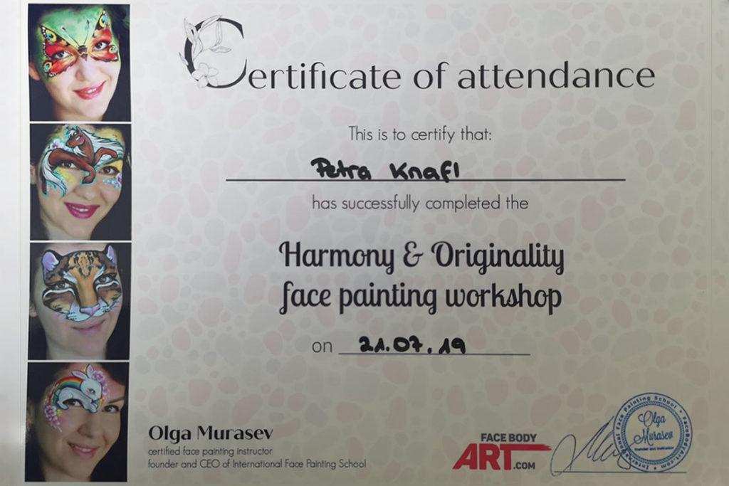 Harmony & Orginality Workshop
