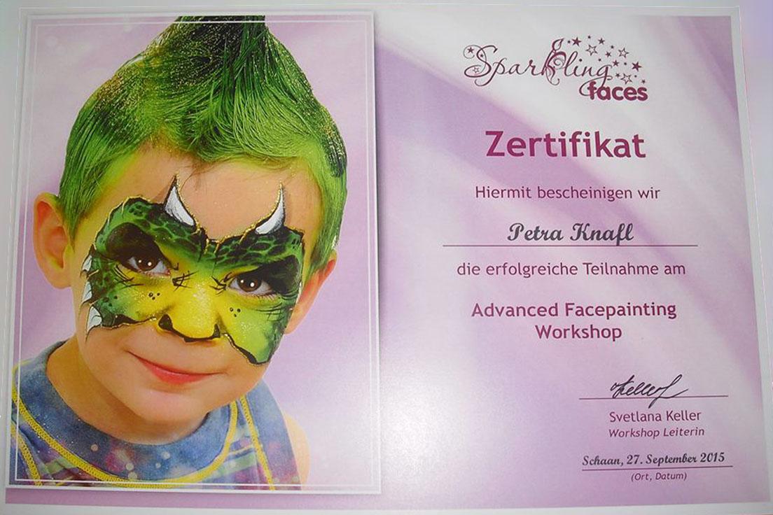 Advanced Facepainting Workshop