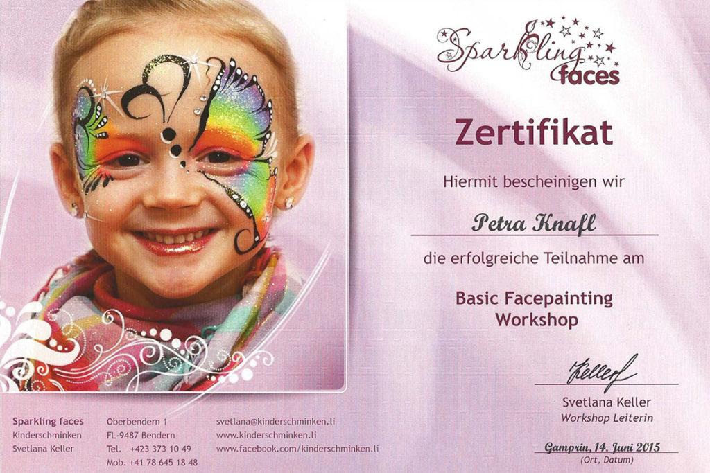 Basic Facepainting Workshop