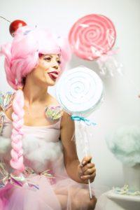 Sugar Candy Girl Diana