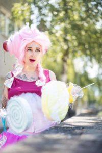 Sugar Candy Girl Judith