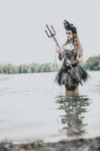 Underwater Justine