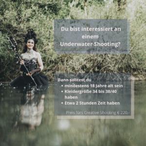 Underwater Shooting Interesse